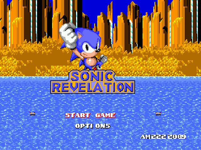 Sonic 1 – Revelation