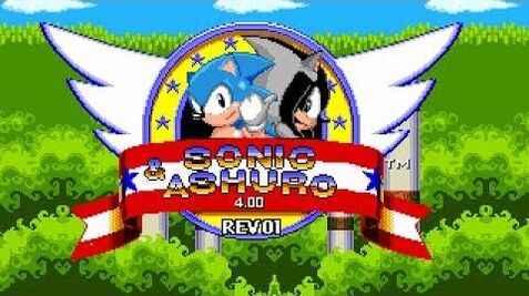 Sonic & Ashuro 4.06