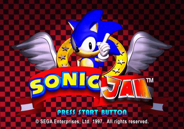 Sonic Jam's Easy Mode