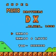 Super Mario Brothers DX