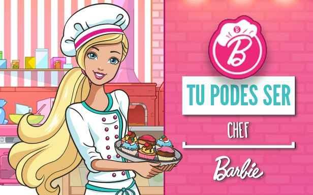 Jogar Barbie Você Pode Ser Uma Chef Gratis Online