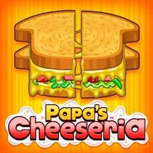 Papa's Cheeseria Cheats