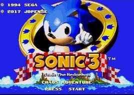 Sonic 3: Chaos Adventure