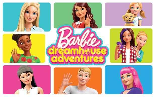 Jogar Barbie Dreamhouse Adventures Gratis Online