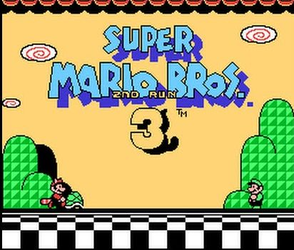 Super Mario Bros. 3 – 2nd Run