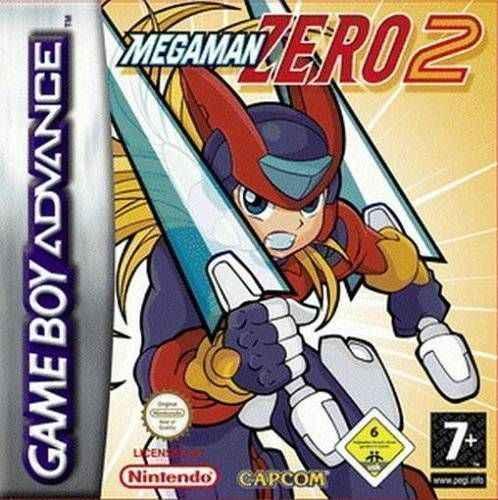 Mega Man Zero 2  – GBA