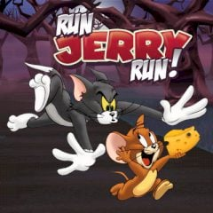 Tom and Jerry Games: Run Jerry Run