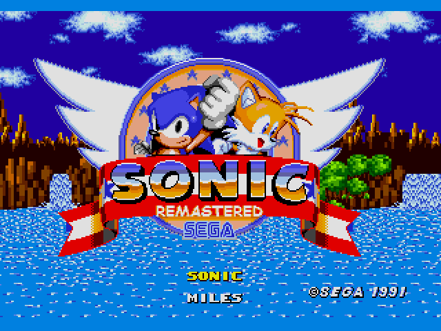 Sonic the Hedgehog – Sonic Remastered