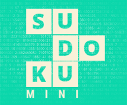 Sudoku Mini | Coquetel