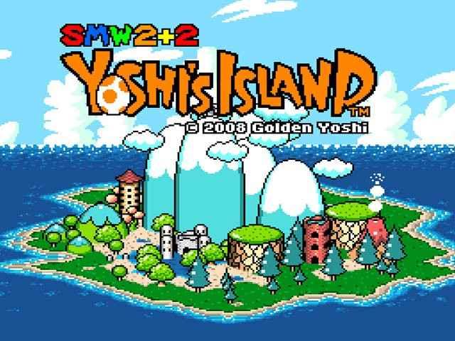 SMW2+2 – Yoshi's Island