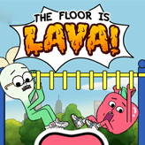The Floor is Lava – Apple & Onion