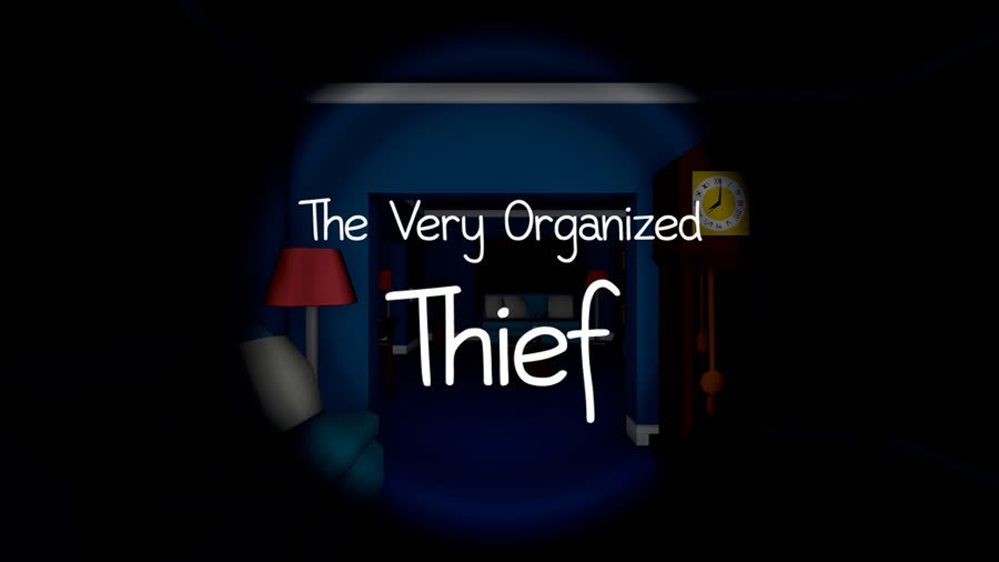 The Very Organized Thief (Web)