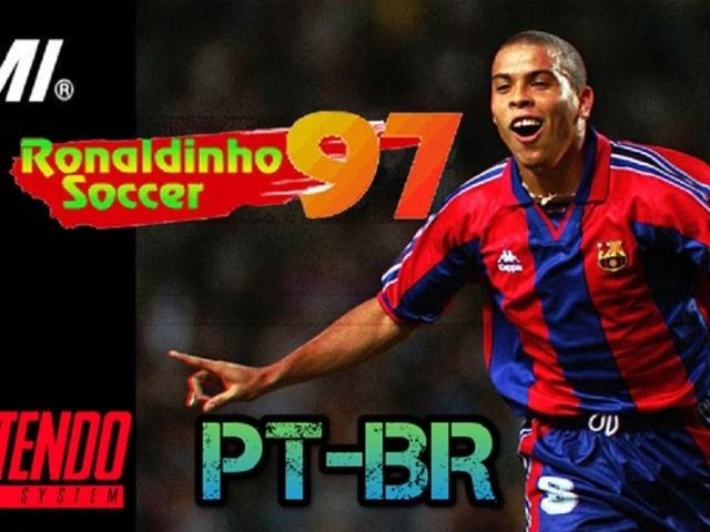 Internacional Super Star Soccer Deluxe Ronaldinho Soccer 97 [PT-BR]