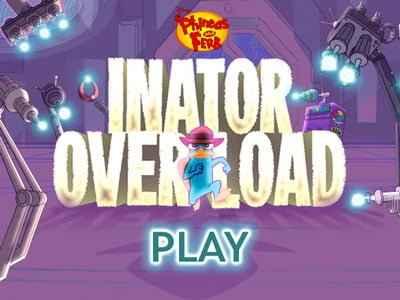 Agent P: Inator Overload