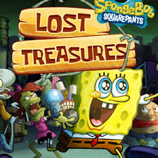 Lost Treasures – Spongebob