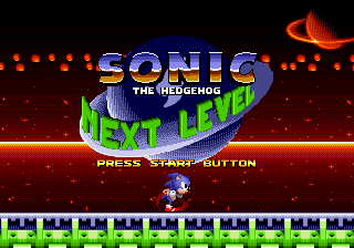 Sonic 1 The Next Level