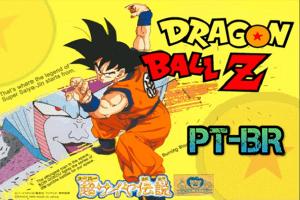 Dragon Ball Z- A lenda dos Sayaji [PT-BR]