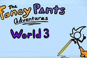 The Fancy Pants Adventures: World 3