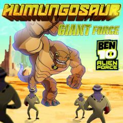 Ben 10: Humungousaur Giant Force