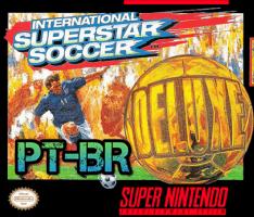Internacional Super Star Soccer Deluxe Futebol brasileiro [PT-BR]