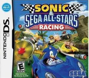 Sonic & Sega All-Stars Racing – NDS