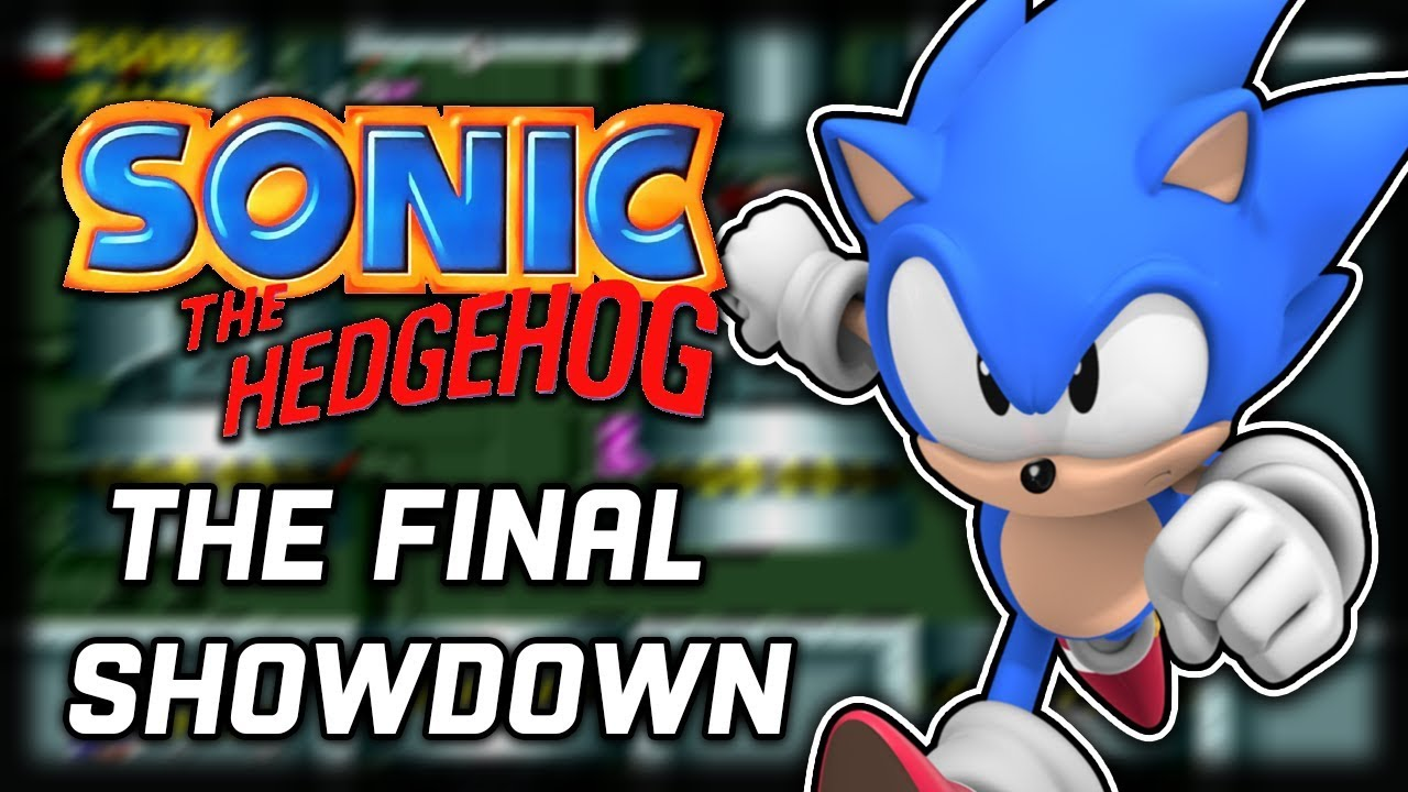 Sonic – Final Showdown