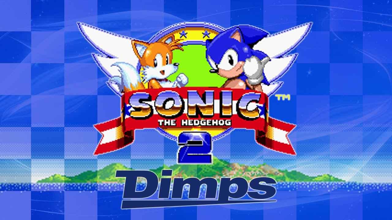 Sonic 2 Dimps Edition