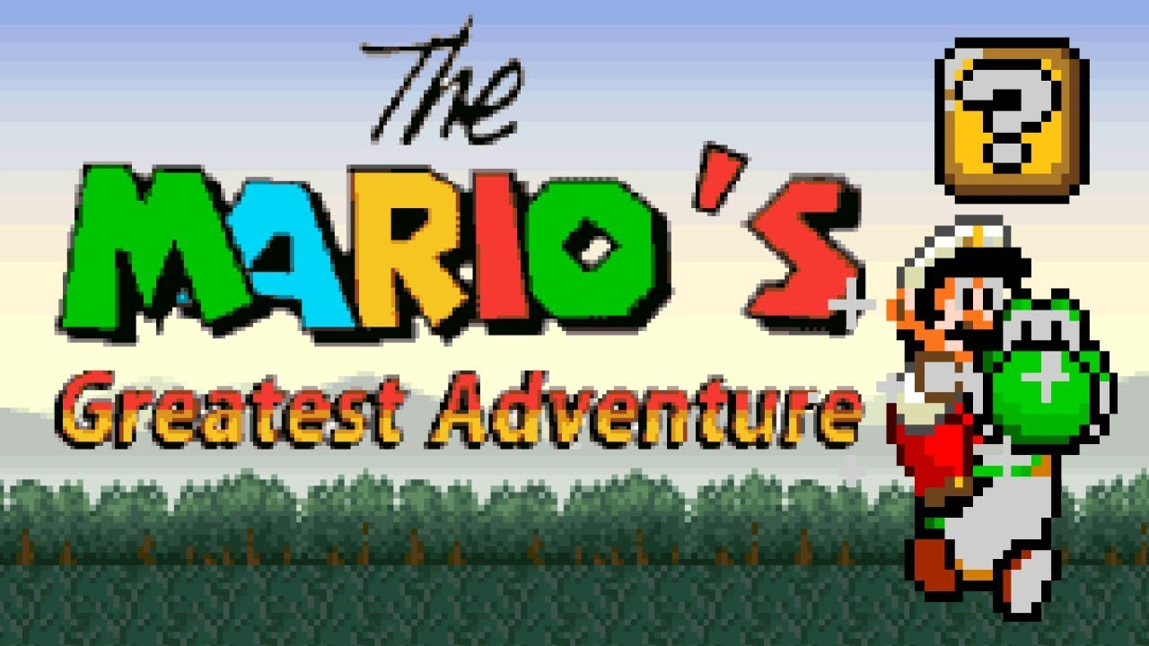 Mario's Greatest Adventure