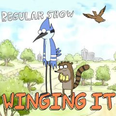 Regular Show: Winging it