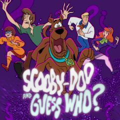 Scooby-Doo and Guess Who? Matching Pairs