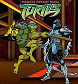 Turtles Ninja – Foot Clan Street Brawl