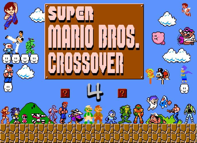 Super Mario Bros. Crossover 4.0