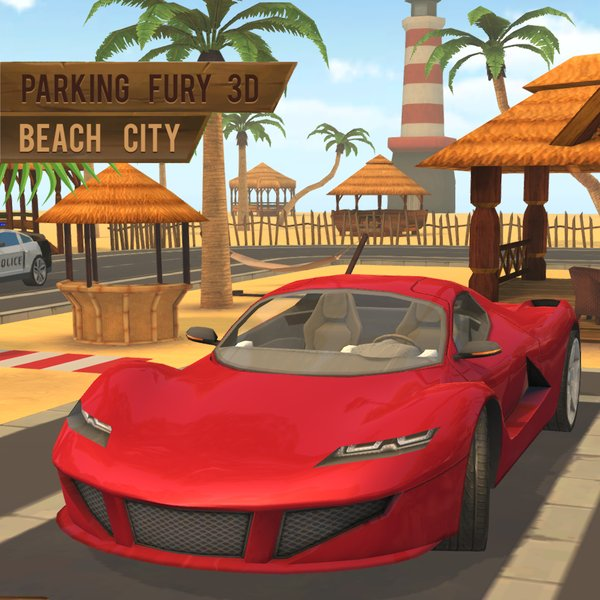 Parking Fury 3D Beach City