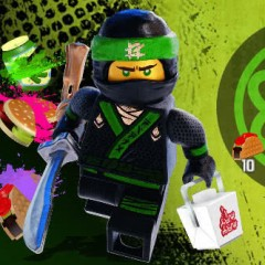 Ninjago : Spinjitzu Fruit Ninja