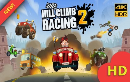 Hill Climb Racing Unblocked
