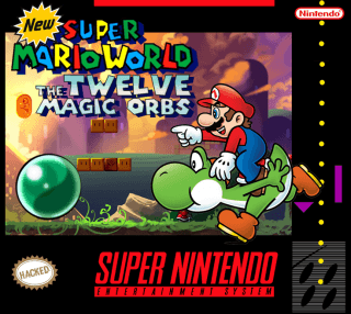 New Super Mario World 1: The Twelve Magic Orbs