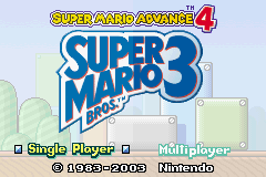 Super Mario Advance 4 – All 38 e-Reader Levels
