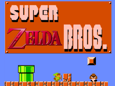 Super Zelda Bros.