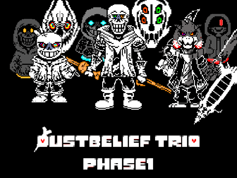 Dustbelief trio phase1