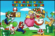 SMW: The Princess Rescue