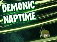 Regular Show Game – Demonic Naptime