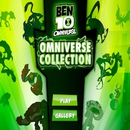 Ben 10 Omniverse Omniverse Collection Online
