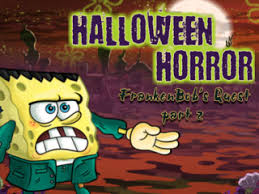 SpongeBob Halloween Horror