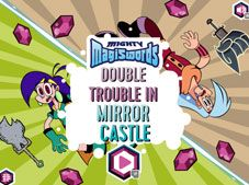 Mighty Magiswords Double Trouble in Mirror Castle
