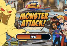 Henry Danger Monster Attack