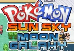 Pokemon Sun Sky & Moon Galaxy