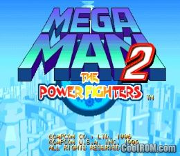 Mega Man 2 – the power fighters (960708 USA)