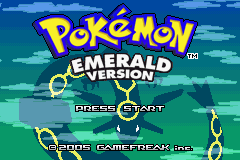 Pokemon Emerald – Hard Edition (beta 1.03)