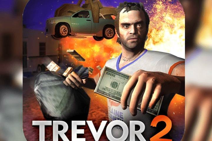 Trevor 2 Moneytalks Mad City