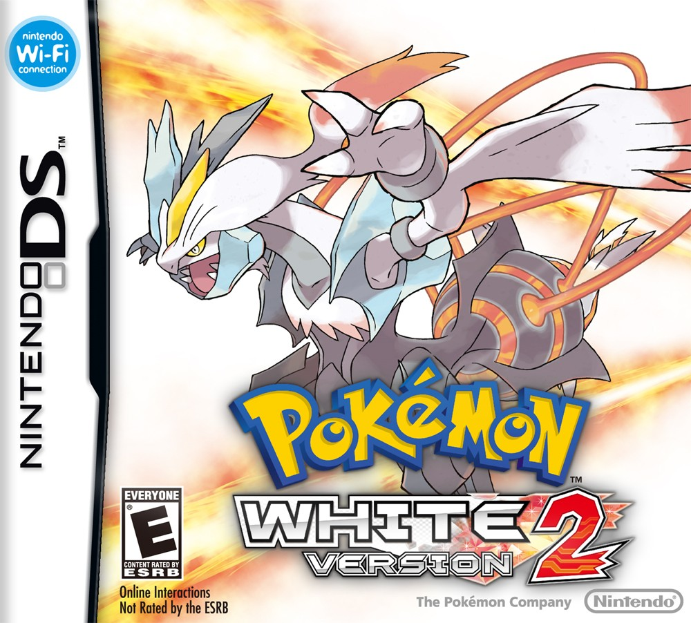 Pokemon – White Version 2 (USA, Europe) (NDSi Enhanced)